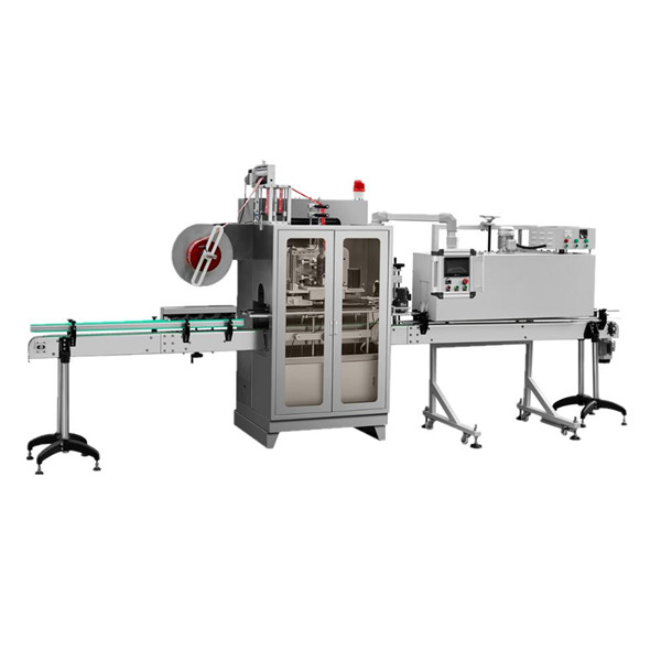 Máquina de rotulagem totalmente automática para garrafas de vidro e garrafas de vidro